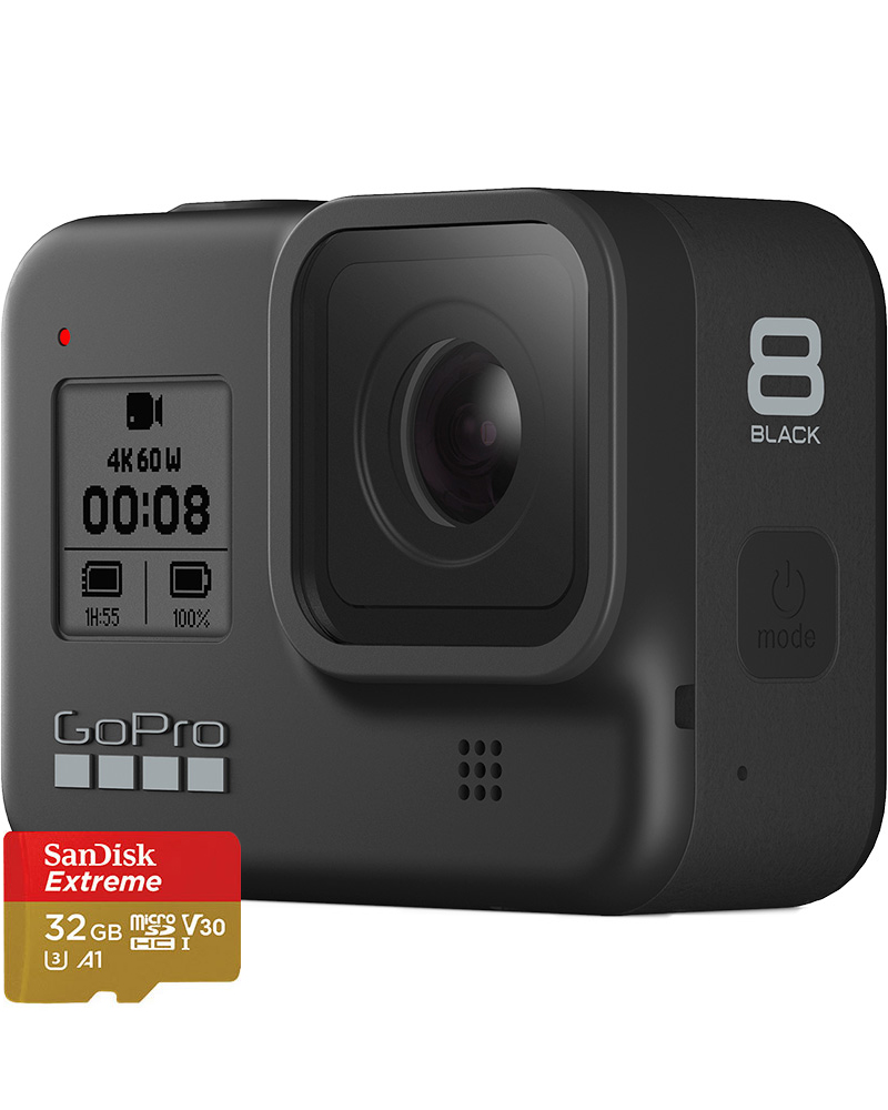 GoPro HERO8 Black - Bundle Edition 0