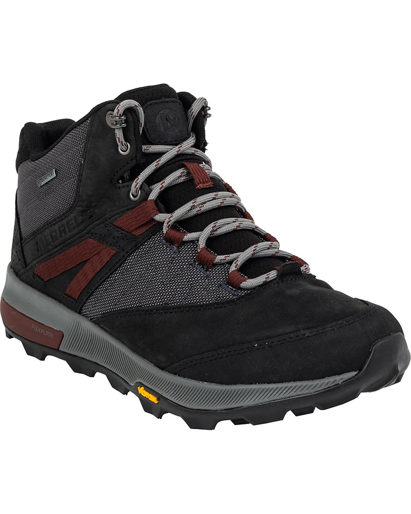 Merrell Mens Zion Mid Gore-tex Walking Boots