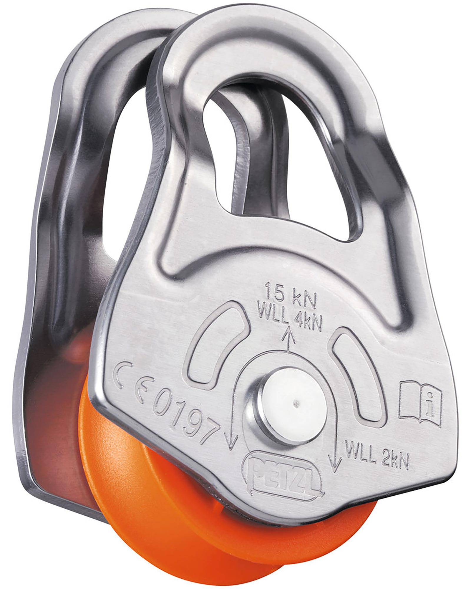 Product image of Petzl Oscillante Pulley