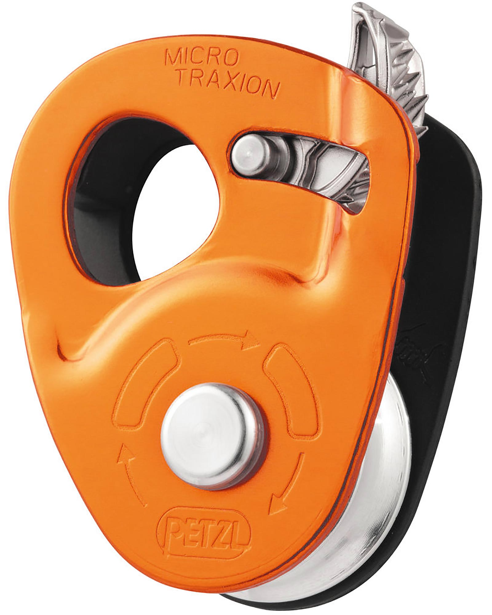 Product image of Petzl Micro Traxion Pulley