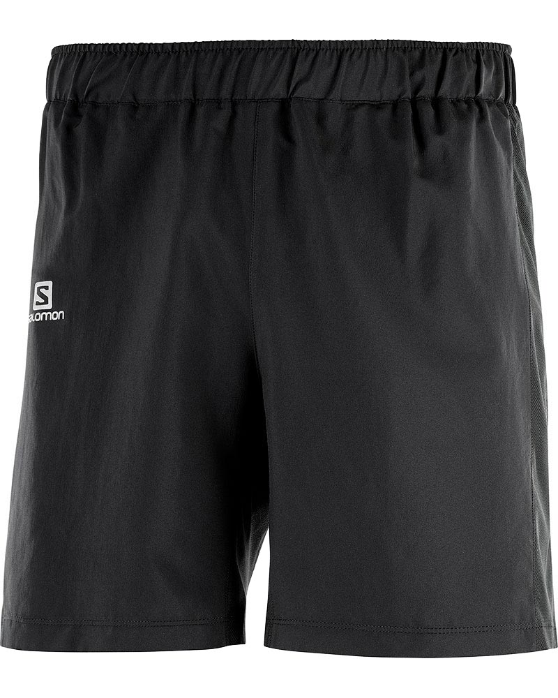 "Salomon Men's Agile AdvancedSkin 7"" Shorts 0"