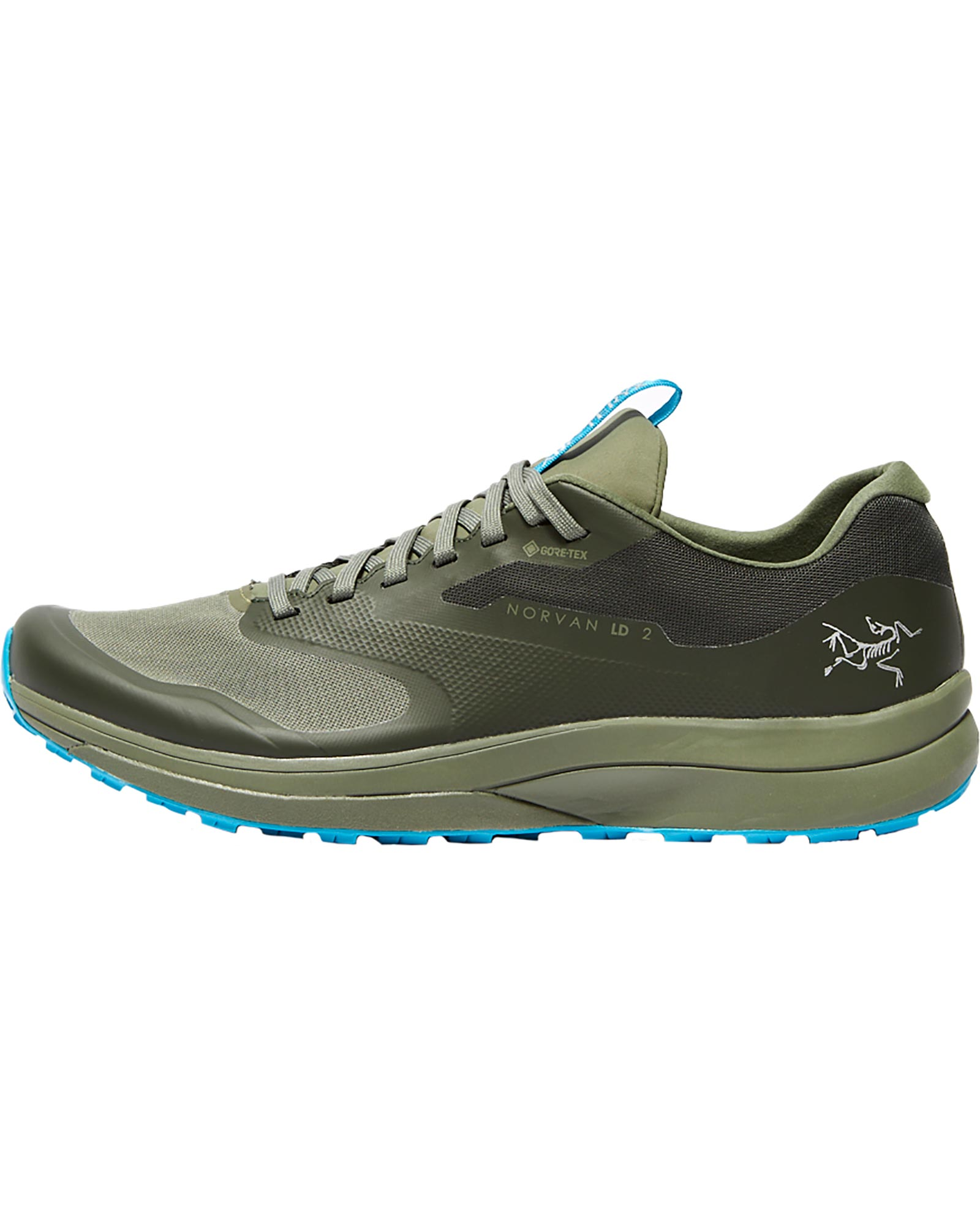 Arc'teryx Men's Norvan LD 2 GORE-TEX Trail Running Shoes 0