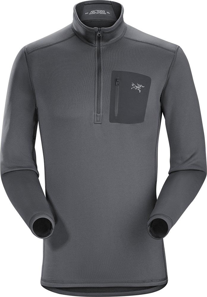 Arc'teryx Men's Rho AR Zip Neck 0