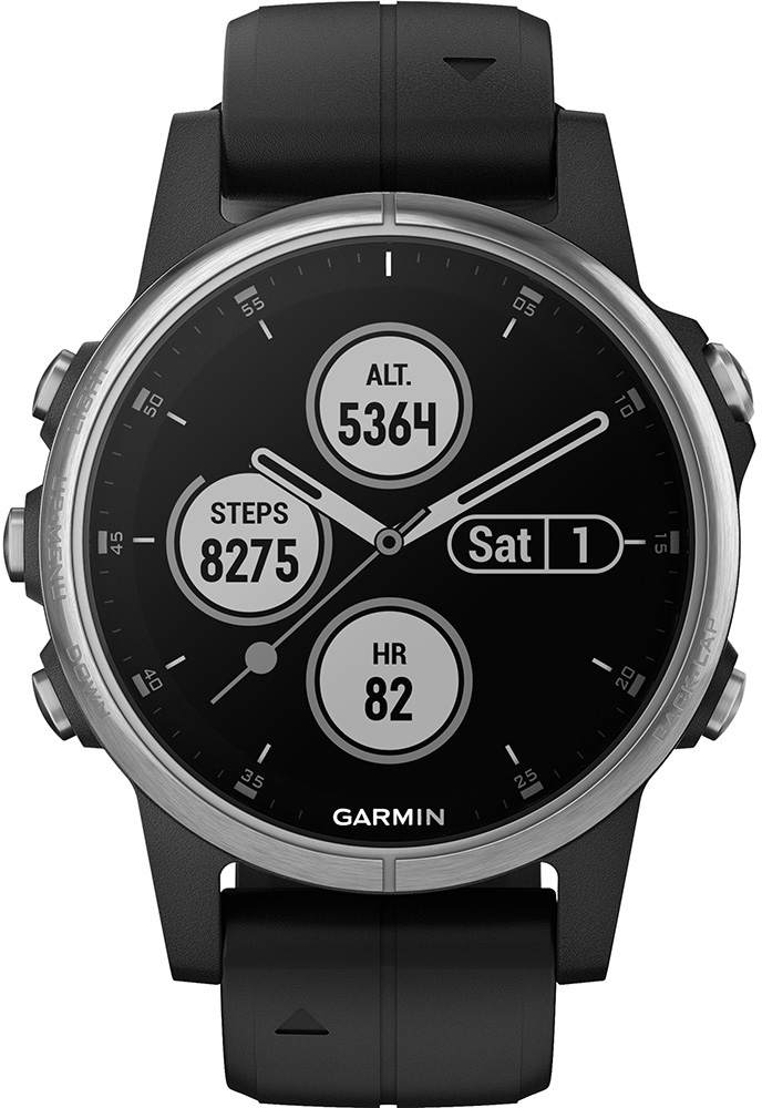 Product image of Garmin Fenix 5S Plus Watch