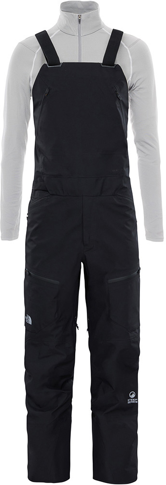 The North Face Men's Fuse Brigandine GORE-TEX Ski Pants TNF Black Fuse 0