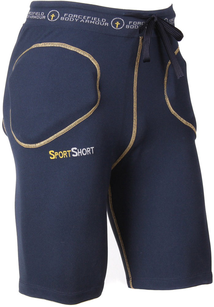 Forcefield Sport Impact Shorts 0
