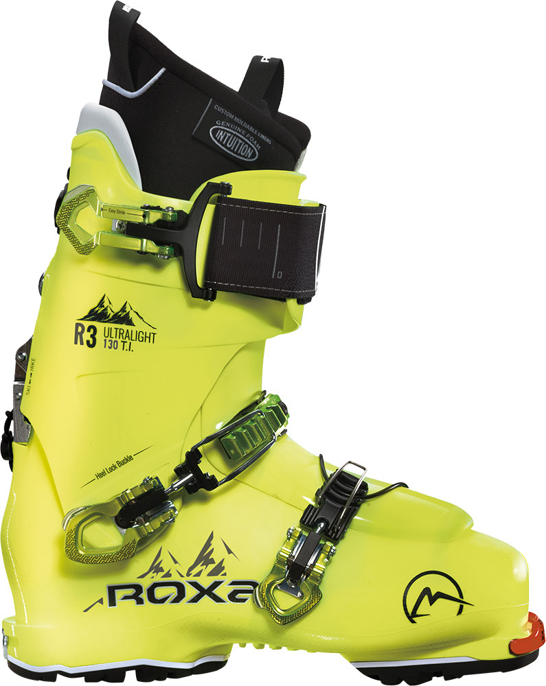 Roxa R3 130 TI I.R. Tongue GW Backcountry Ski Boots 2019 / 2020 No Colour 0