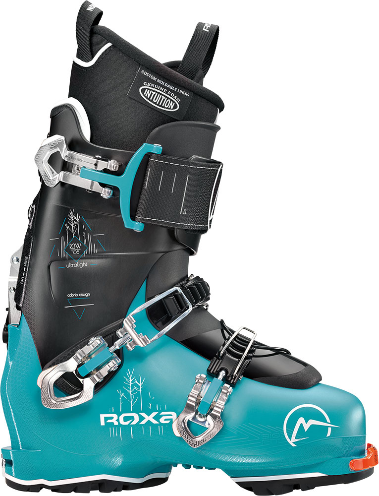 Roxa Women's R3W 105 T.I. I.R. GW Backcountry Ski Boots 2019 / 2020 No Colour 0