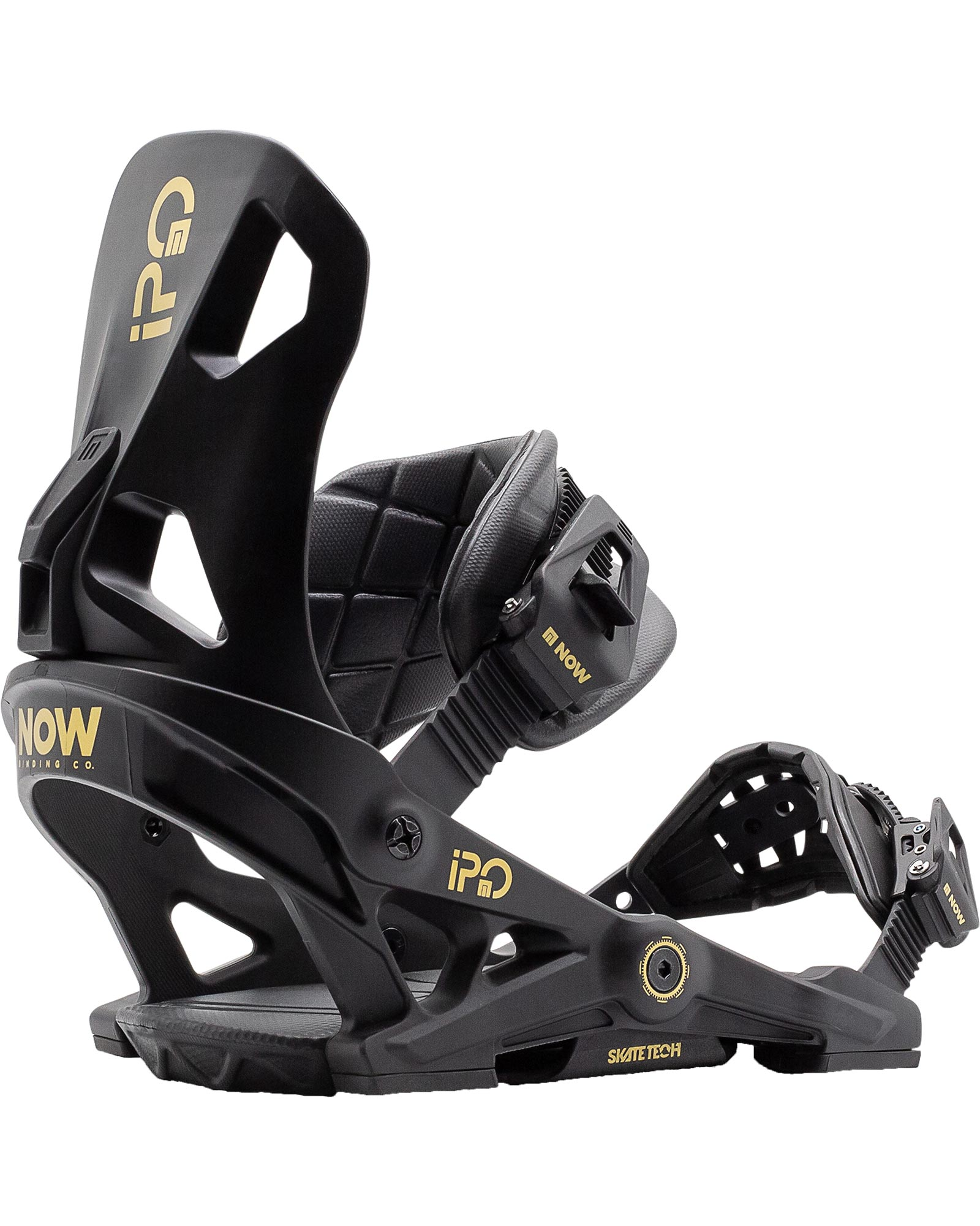 NOW IPO Men's Snowboard Bindings 2021 0