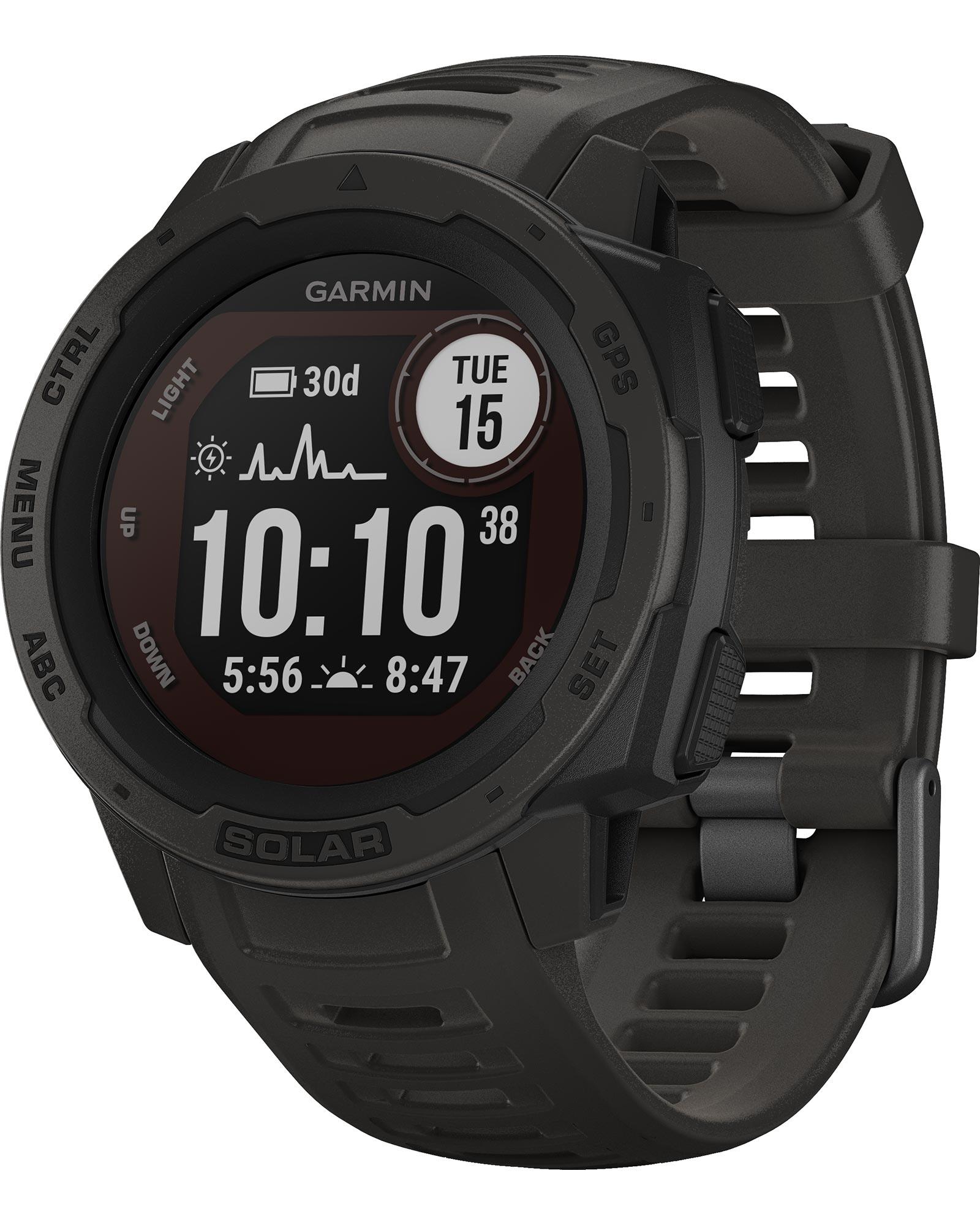 Product image of Garmin Instinct Solar Watch