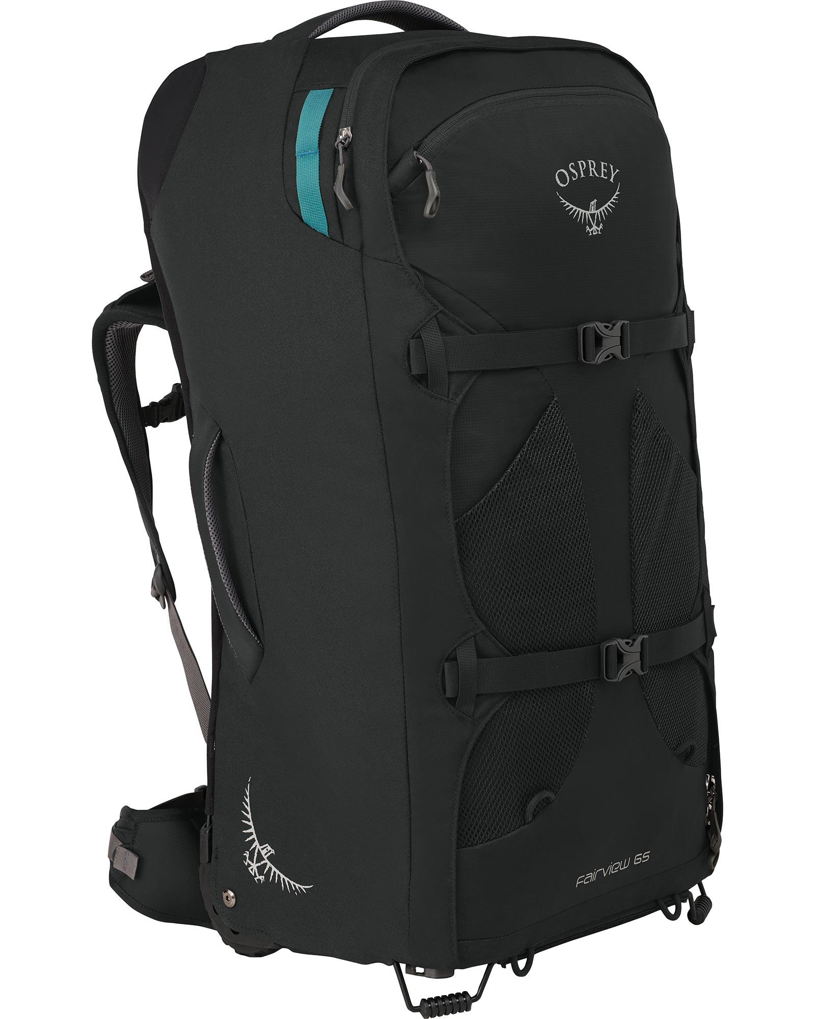 Osprey Fairview Wheels 65L Women's Travel Luggage 0