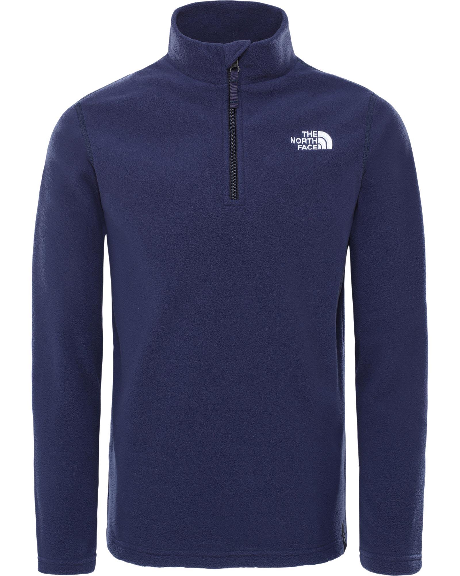 Product image of The North Face Glacier Kids' Zip Neck Fleece XL