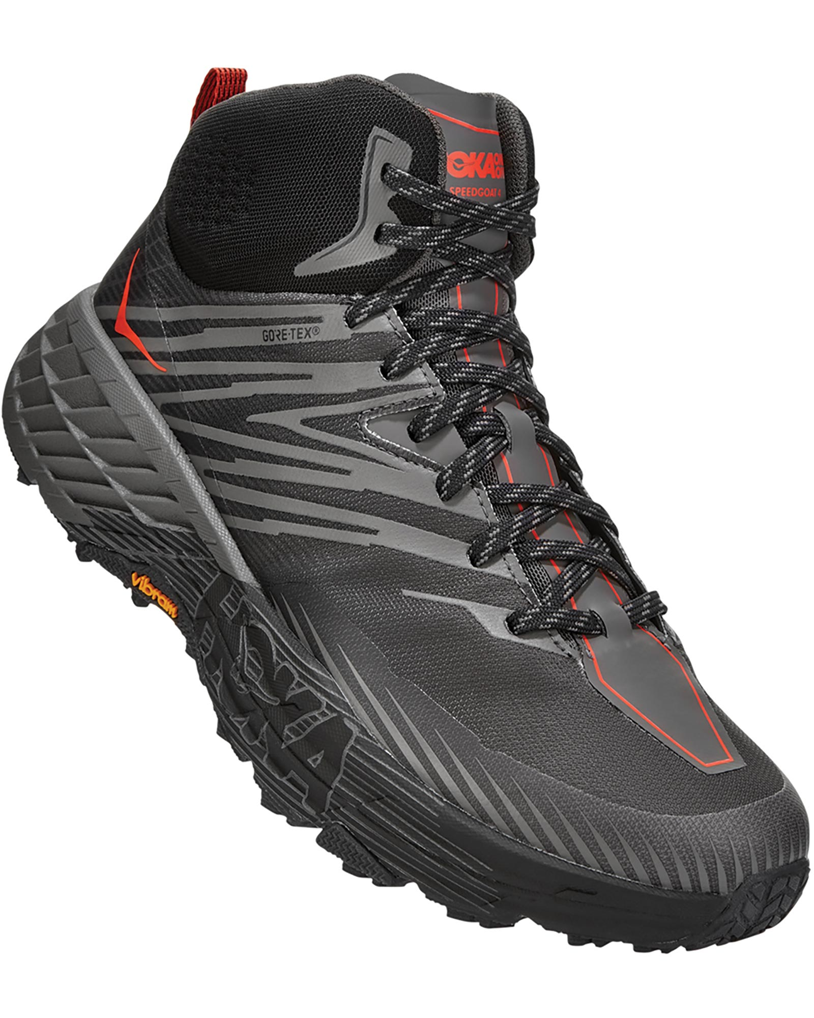 Hoka One One Speedgoat 2 Mid GORE-TEX Men's Boots 0