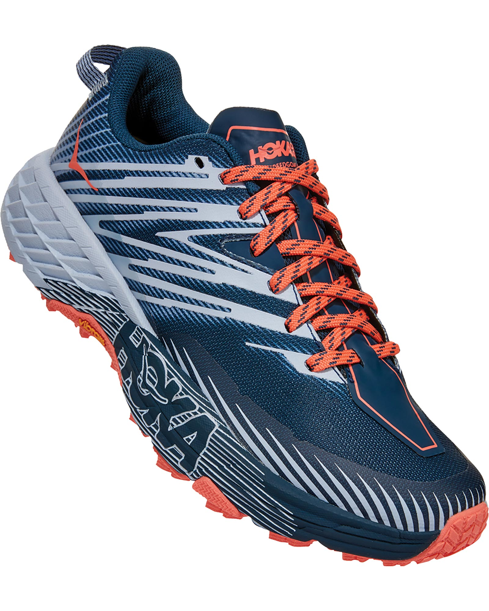 Hoka One One Speedgoat 4 Women's Shoes 0