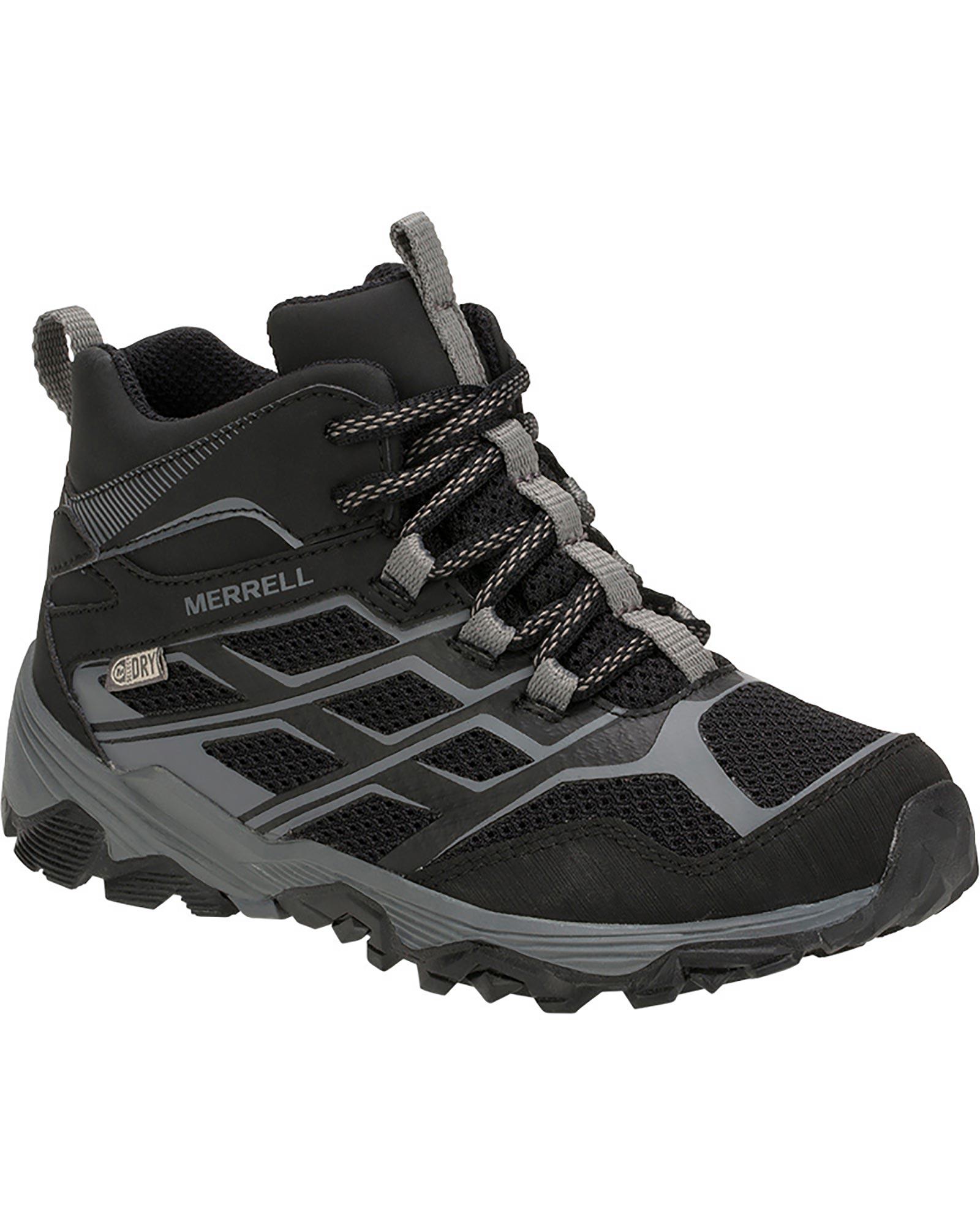 Merrell Moab FST Kids' Mid Waterproof Boots 0