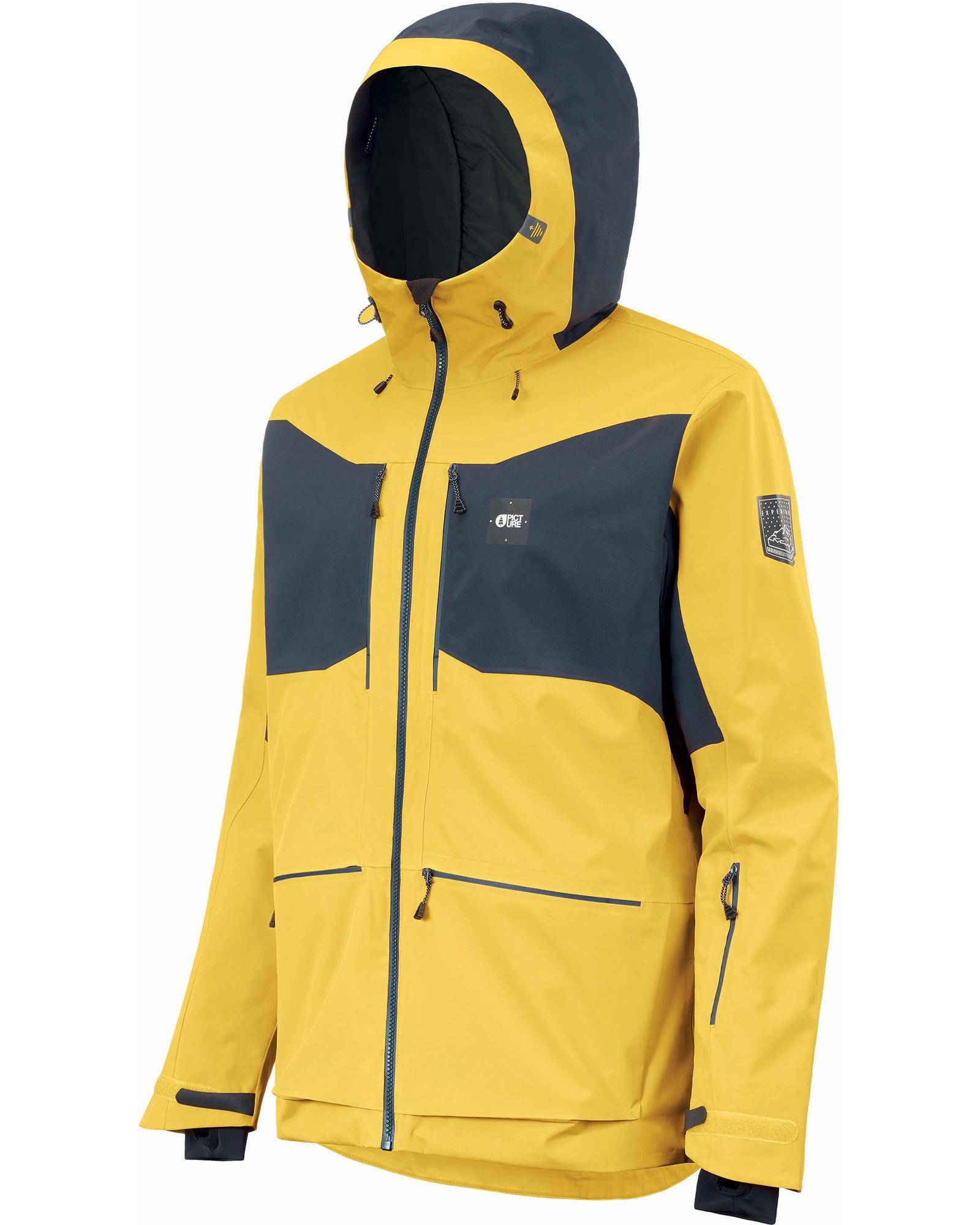 Picture Men's Naikoon Ski/Snowboard Jacket 0