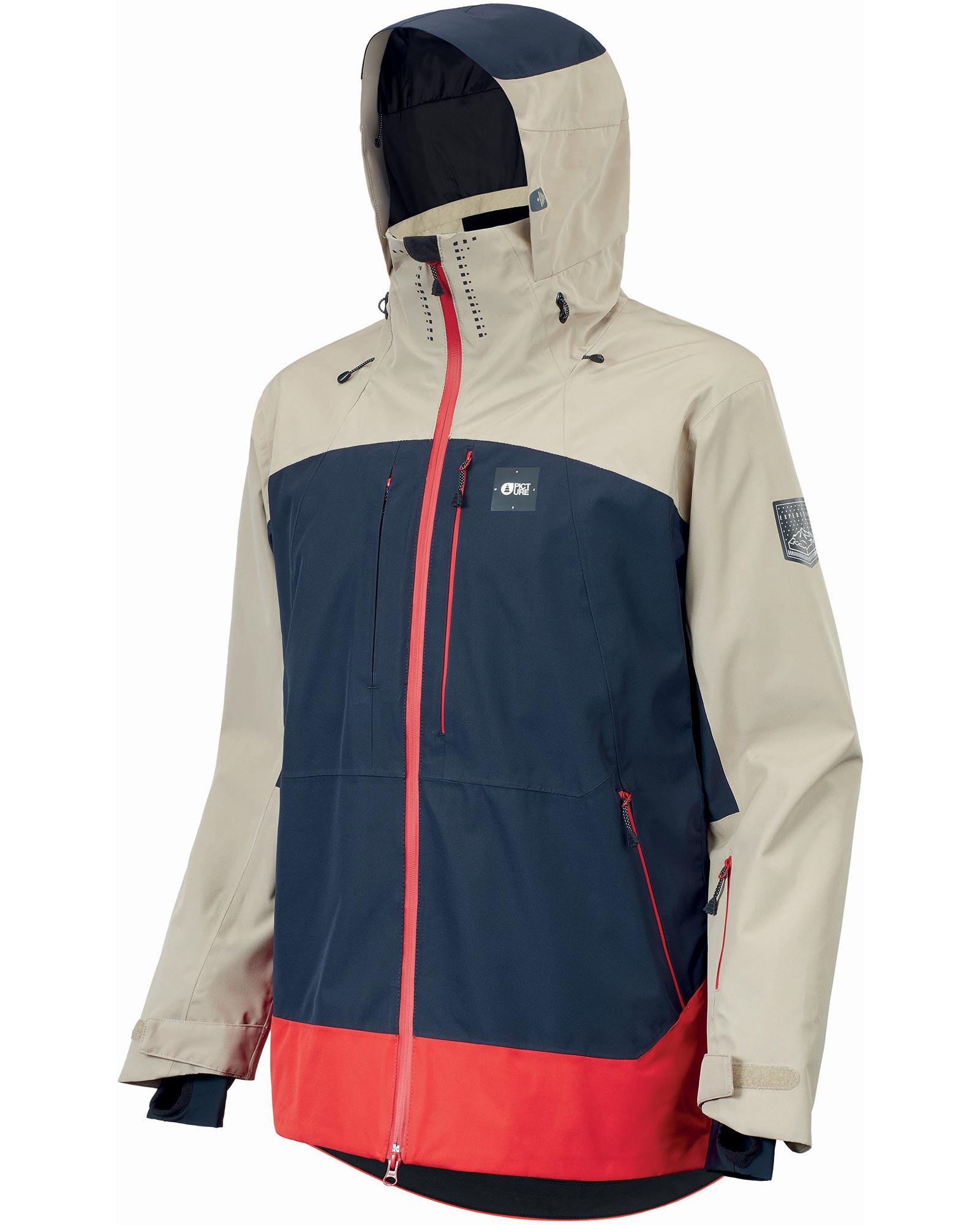 Picture Men's Track Ski/Snowboard Jacket 0