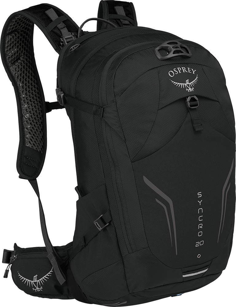 Osprey Men's Syncro 20 Backpack Black 0