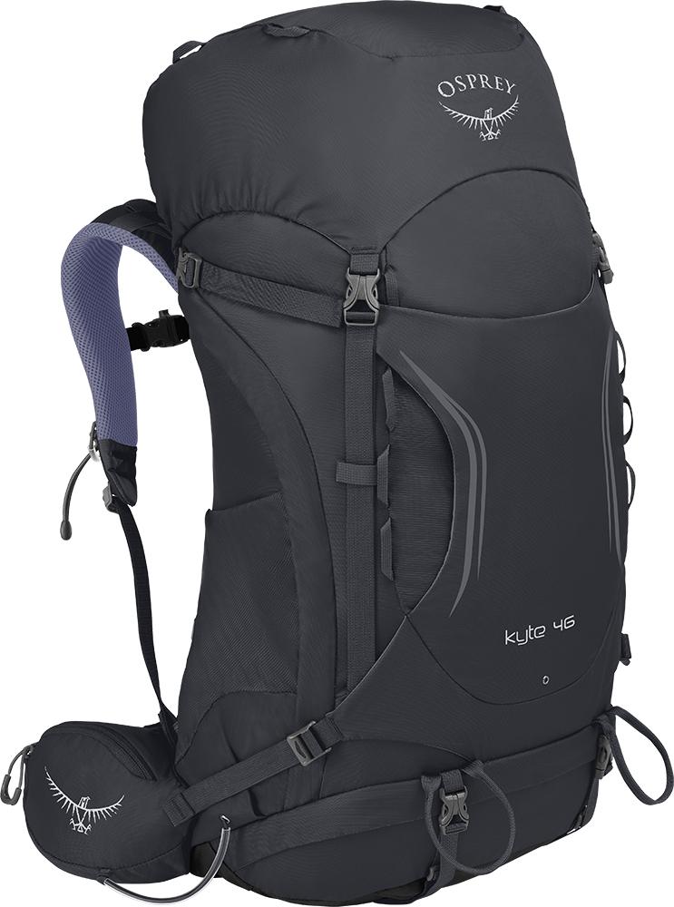 Osprey Women's Kyte 46 Backpack Siren Grey 0