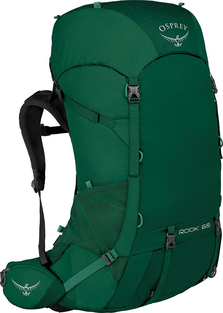 Osprey Men's Rook 65 Backpack Mallard Green 0