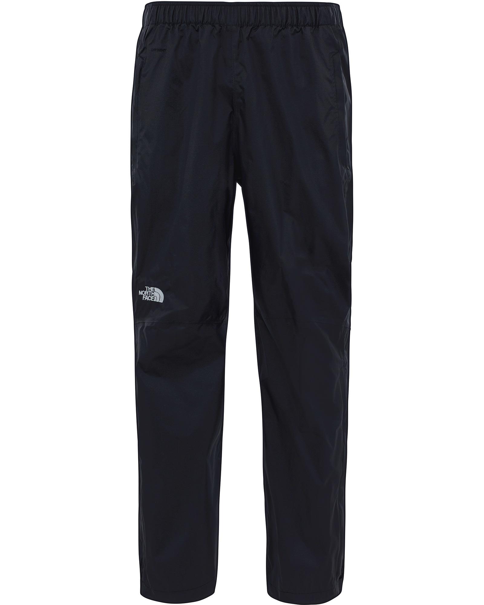 The North Face Men's Venture 2 DryVent Half Zip Waterproof Pants 0
