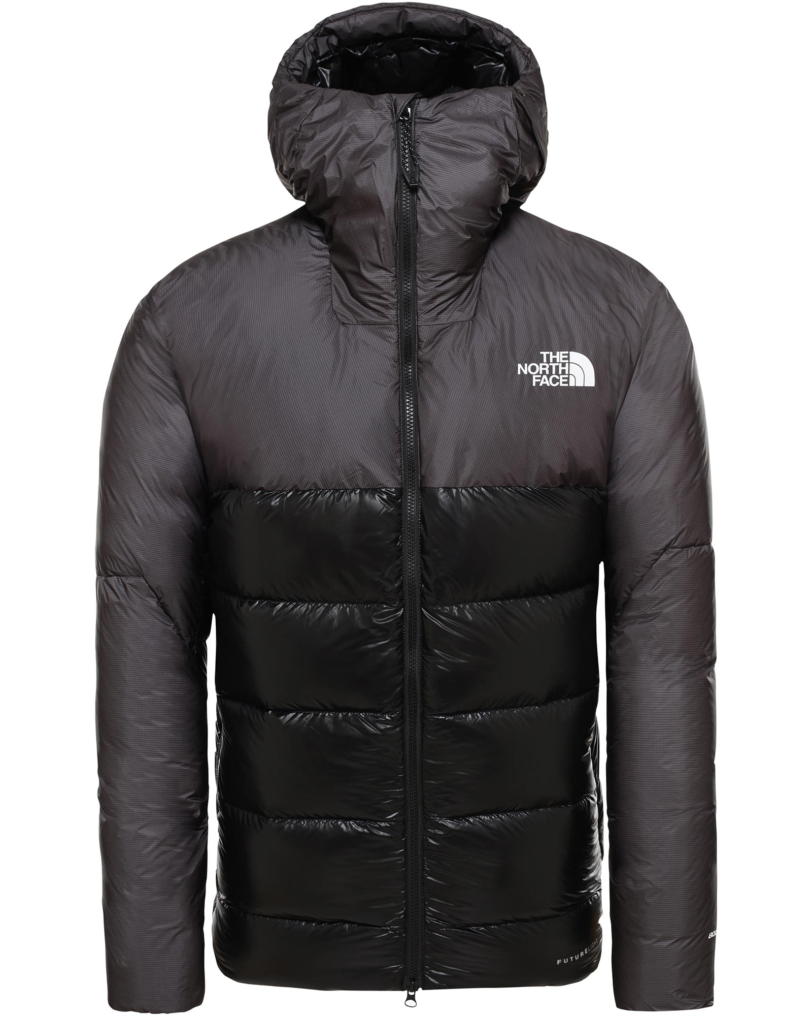The North Face Men's Summit Series L6 FUTURELIGHT Vapour Down Belay Parka Jacket TNF Black 0