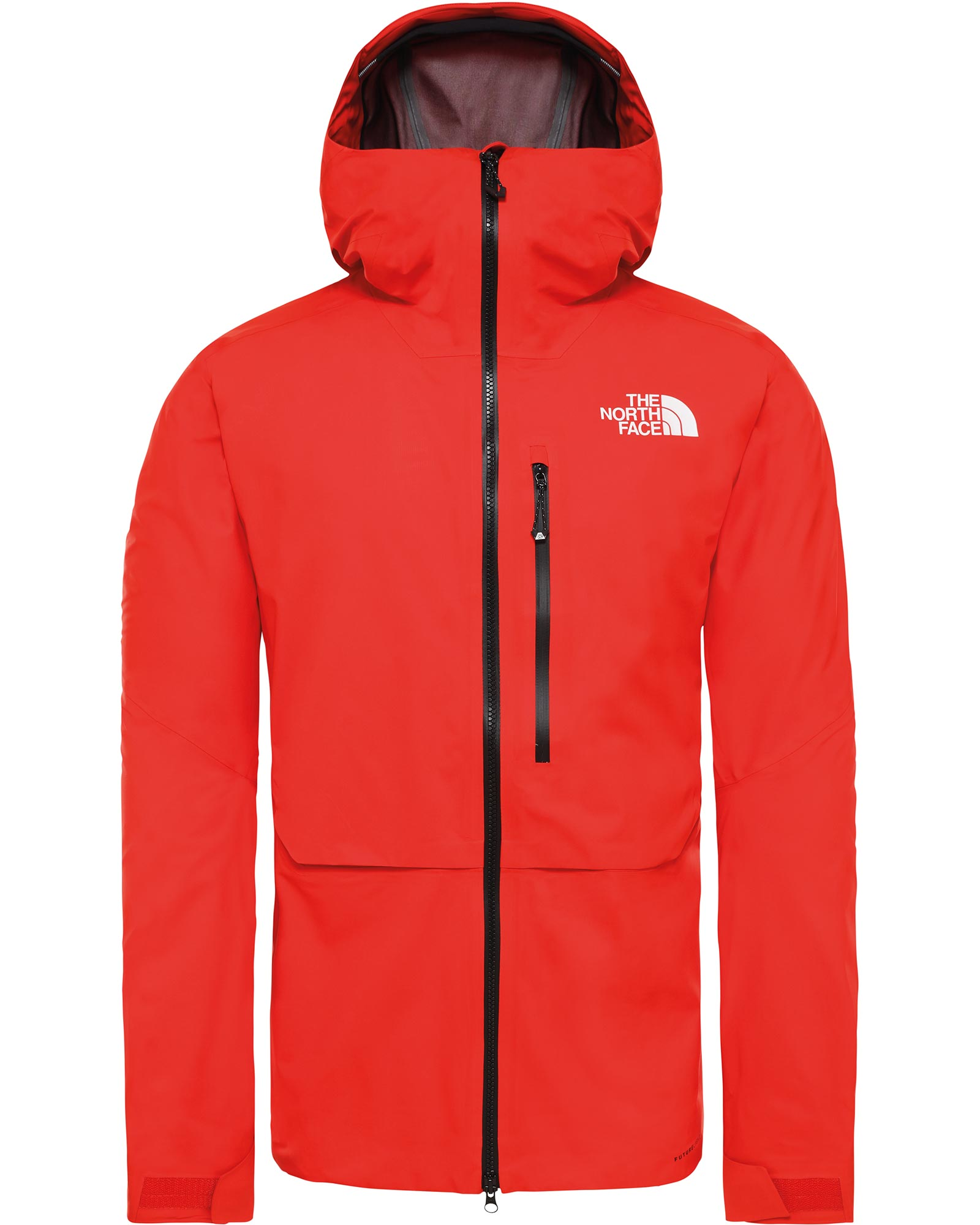 The North Face Men's Summit Series L5 LT FUTURELIGHT Jacket Fiery Red 0