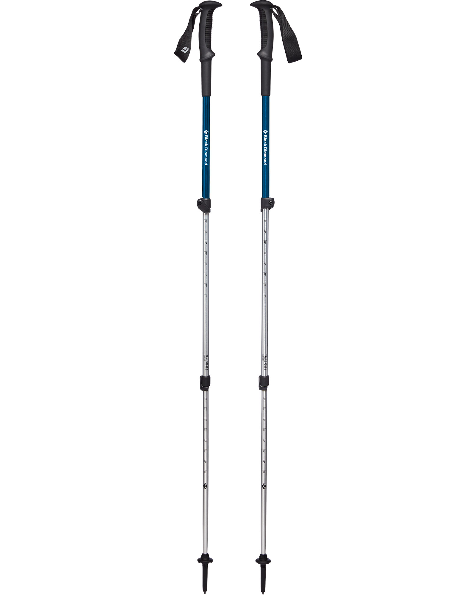 Black Diamond Trail Sport 3 Walking Poles (Pair) 0