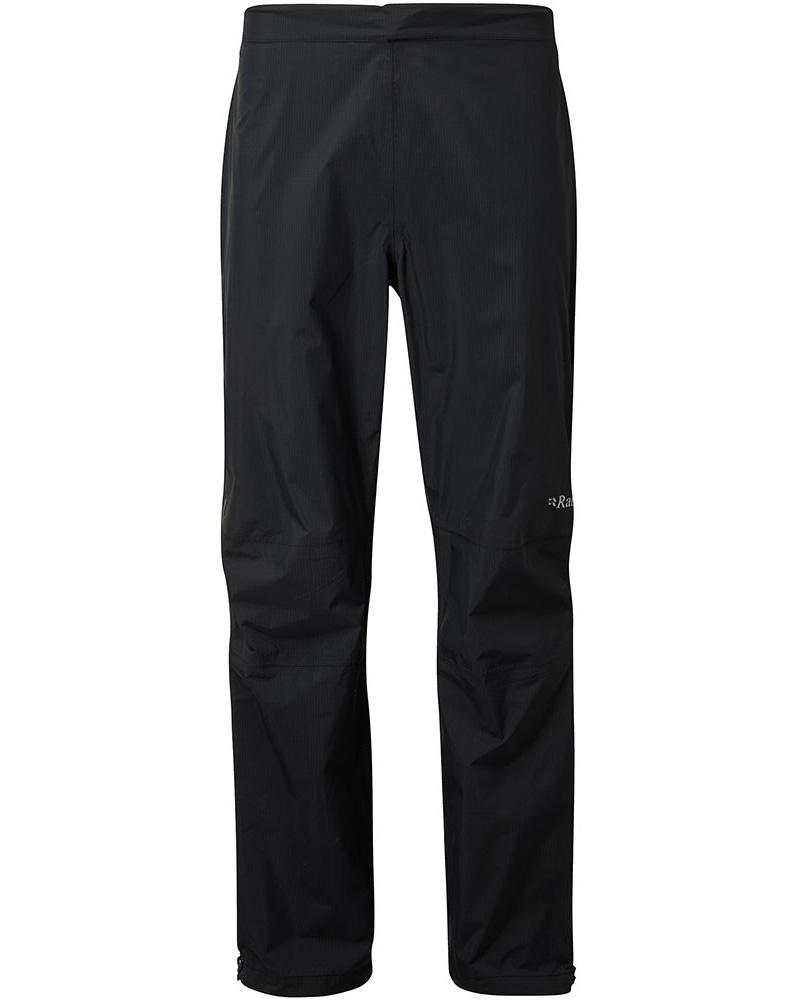 Rab Men's Downpour Plus Pertex Shield Pants Black 0