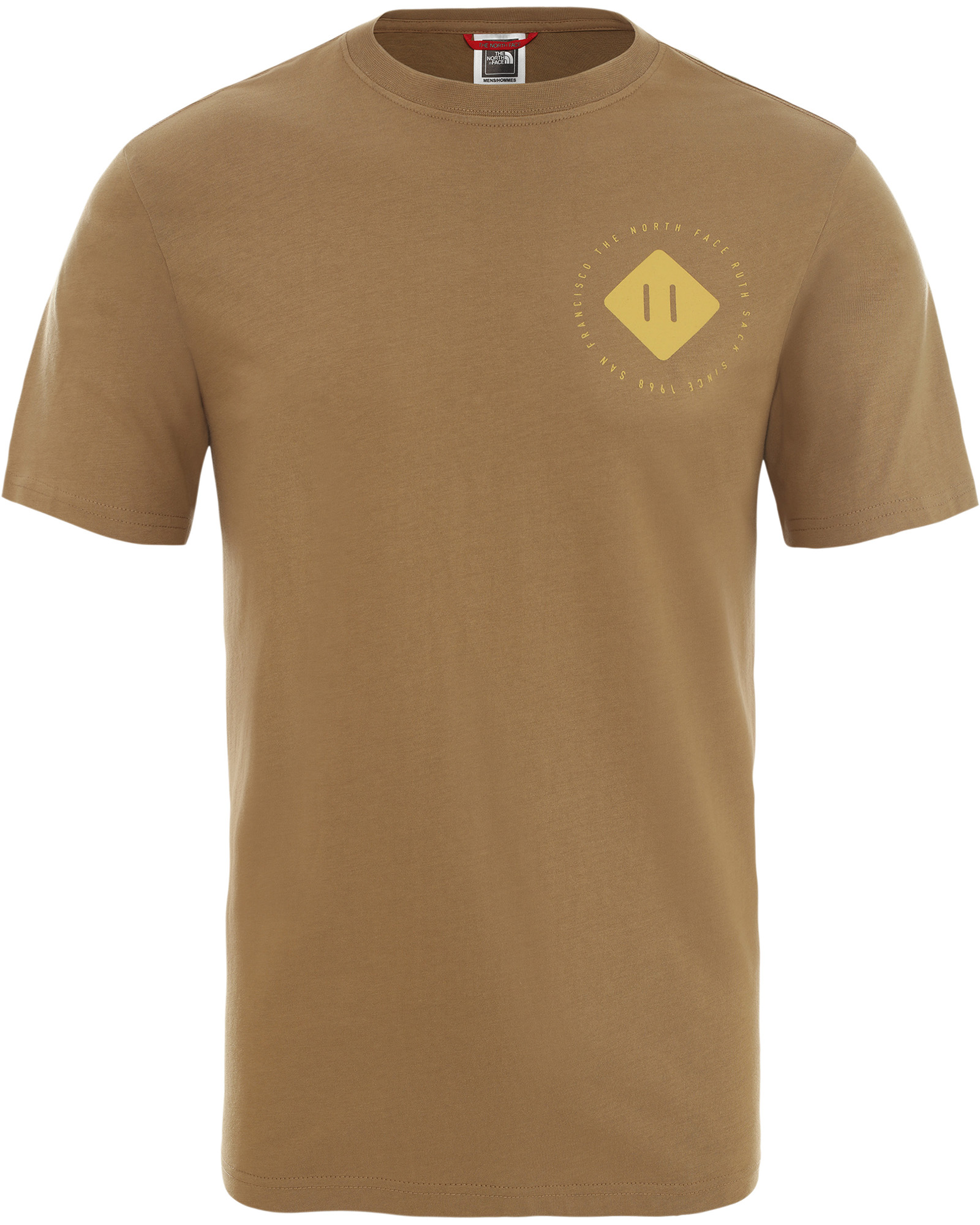 The North Face Men's Short Sleeve Graphic T-Shirt 0
