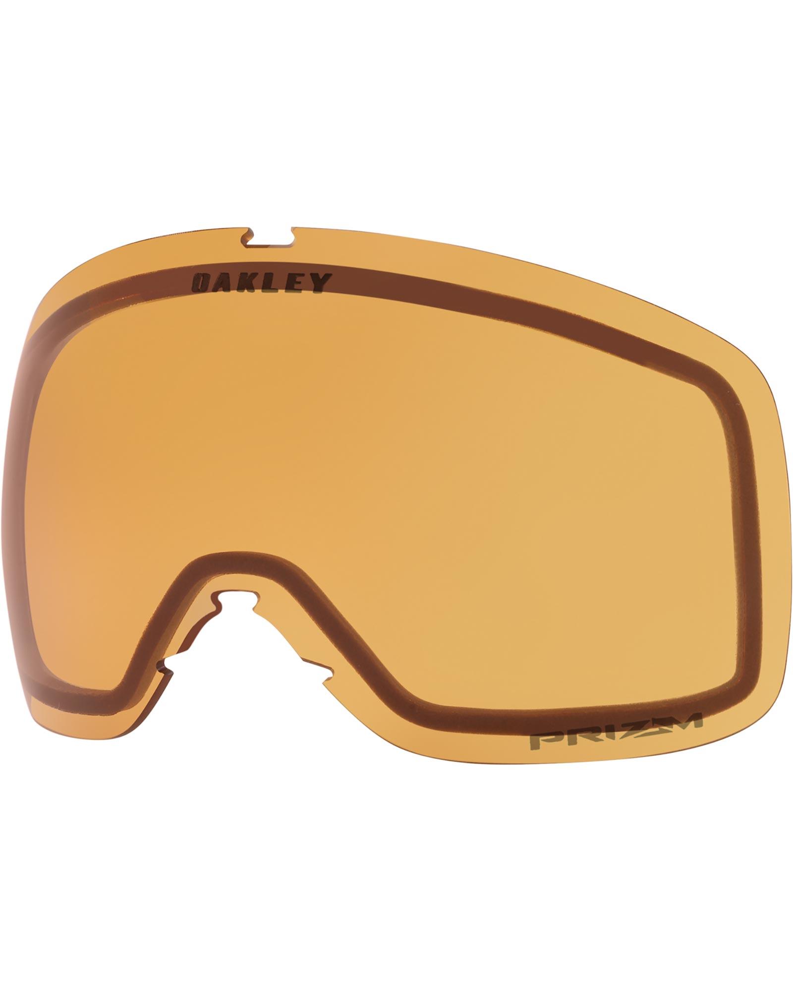 Oakley Flight Tracker XM Lens Prizm Persimmon Goggle Lens 2020 / 2021 0