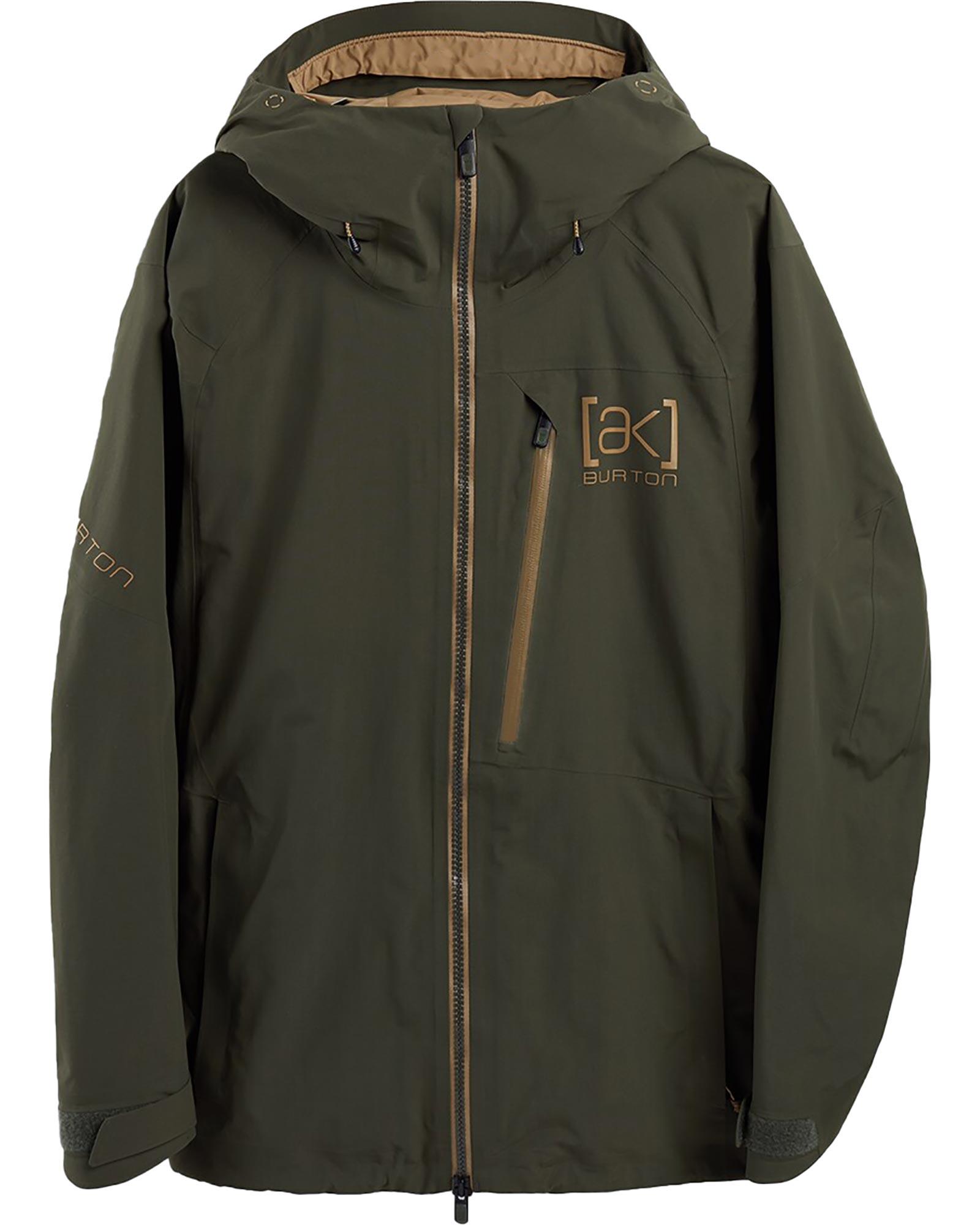 Burton Men's AK GORE-TEX Cyclic Snowboard Jacket 2020 / 2021 0