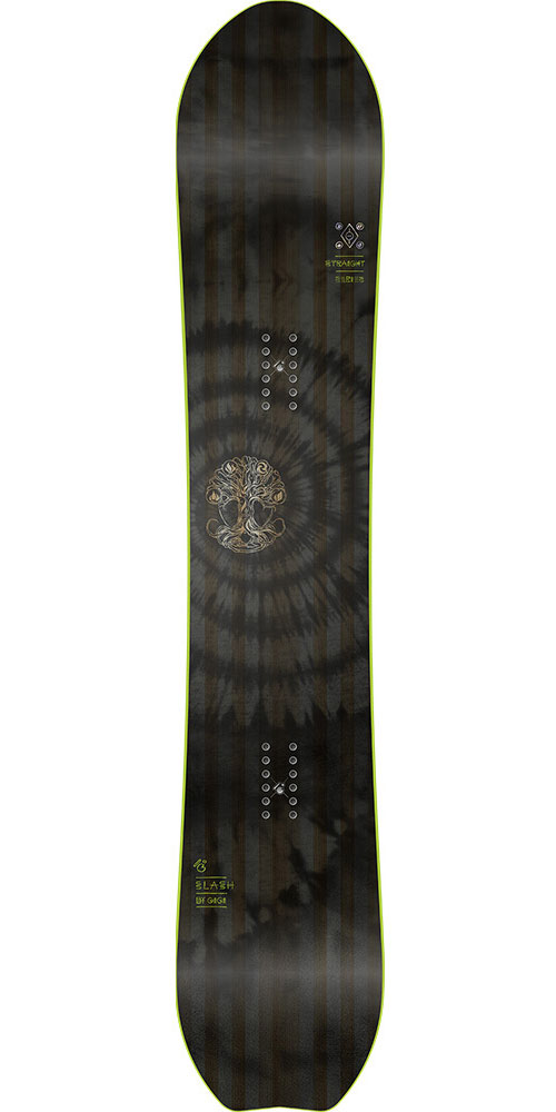 Slash Men's Straight Snowboard 2016 / 2017 0