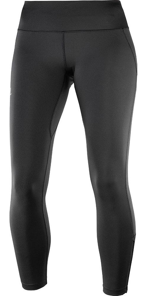 Salomon Women's Agile AdvancedSkin Long Tights Black 0