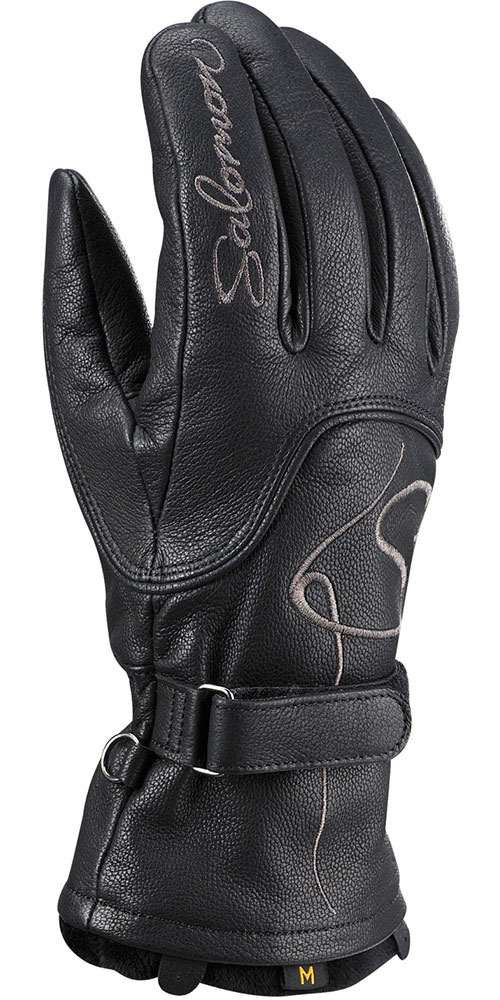 Salomon Women's Kokoon Leather Gloves 0