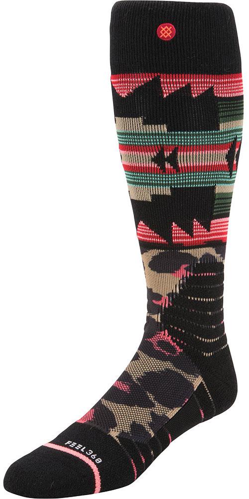Stance Women's Chichis B4Bc Snowboard Socks Black 0