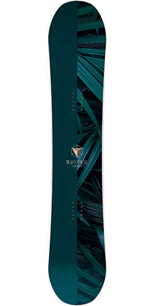 Salomon Women's Wonder Snowboard 2018 / 2019 0
