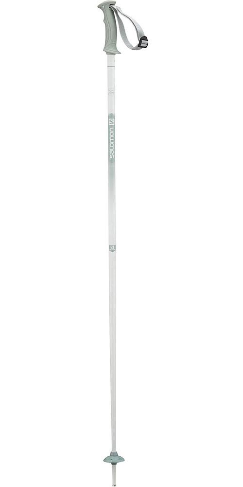 Salomon Women's Northpole Lady Ski Poles 2019 / 2020 Grey 0