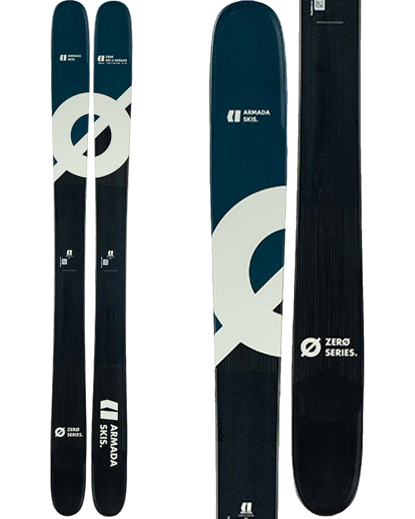 Armada Men's ARV 116 JJ Ultralite Freestyle Skis 2020 / 2021 0