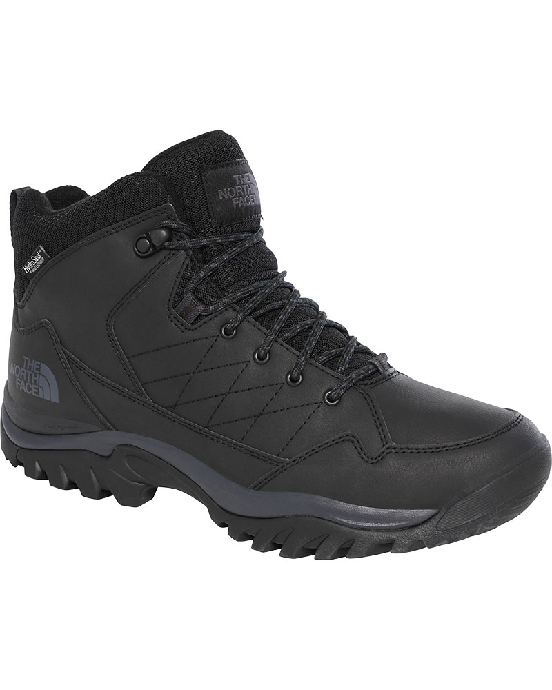 The North Face Men's Storm Strike II WP Snow Boots TNF Black/Ebony Grey 0