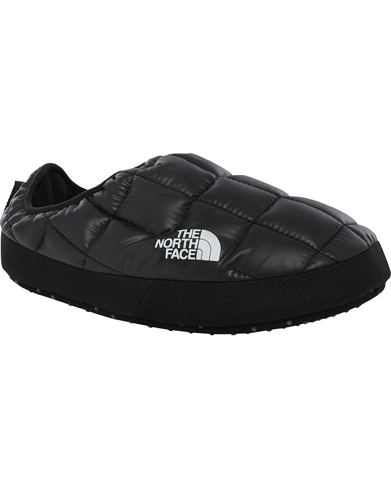 The North Face Women's ThermoBall Tent Mule V Slippers TNF Black/TNF Black 0