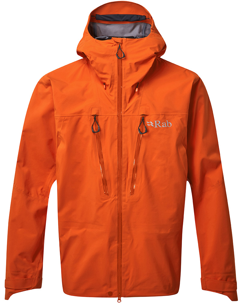 Rab Men's Latok GORE-TEX Jacket Firecracker 0