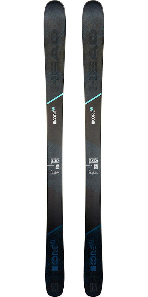 Head Women's Kore 93 W Freeride Skis 2019 / 2020 No Colour 0