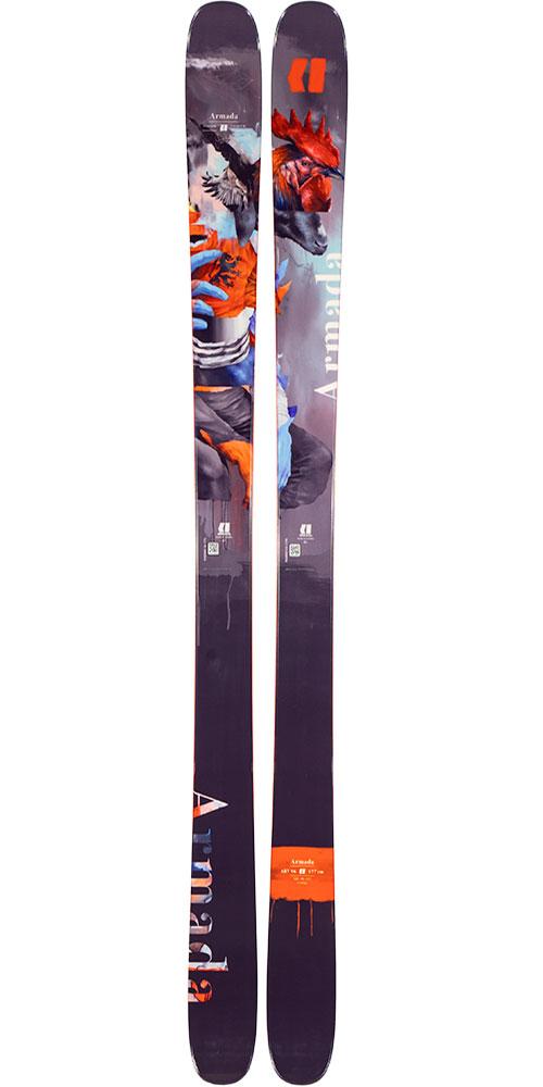 Armada Men's ARV 96 Freestyle Skis 2019 / 2020 0