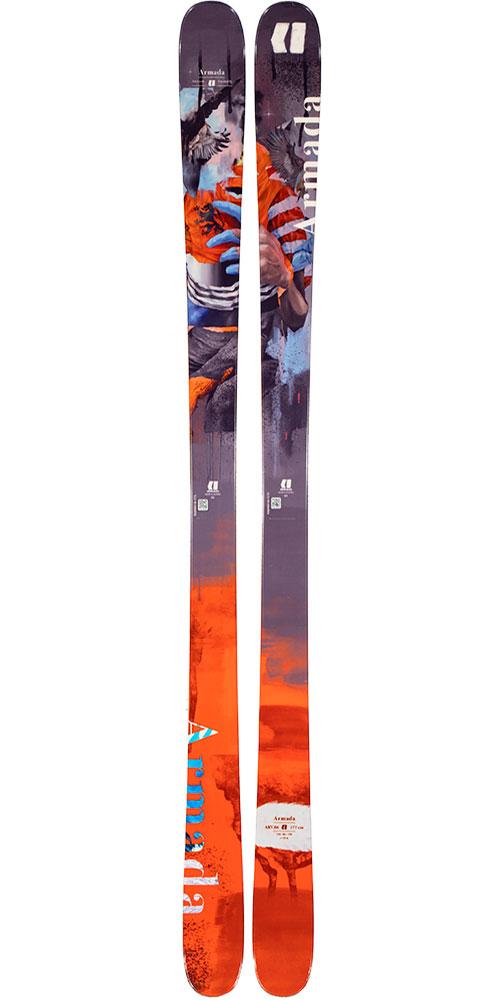 Armada Men's ARV 86 Freestyle Skis 2019 / 2020 0
