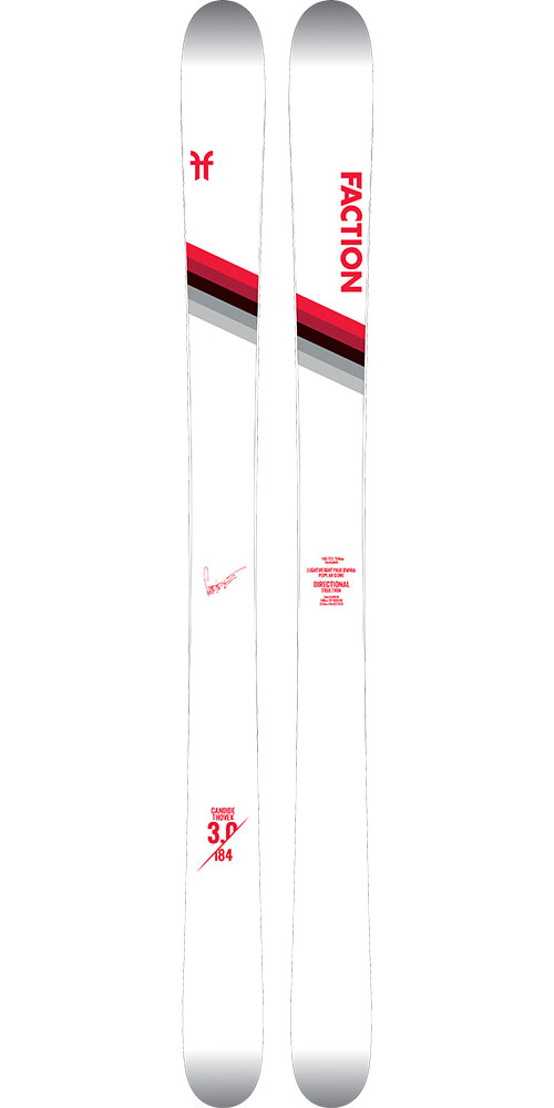 Faction Men's CT 3.0 Freestyle Skis 2019 / 2020 0