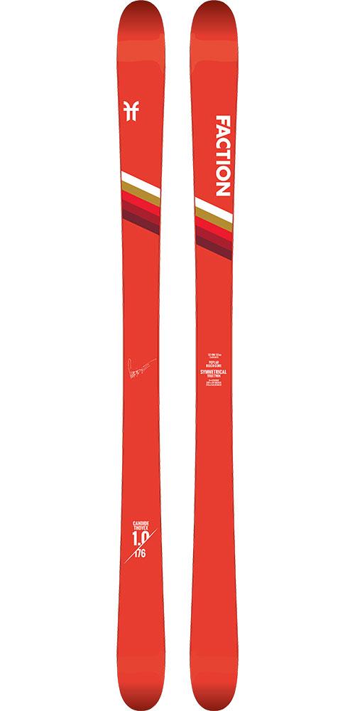 Faction Men's CT 1.0 Freestyle Skis 2019 / 2020 0
