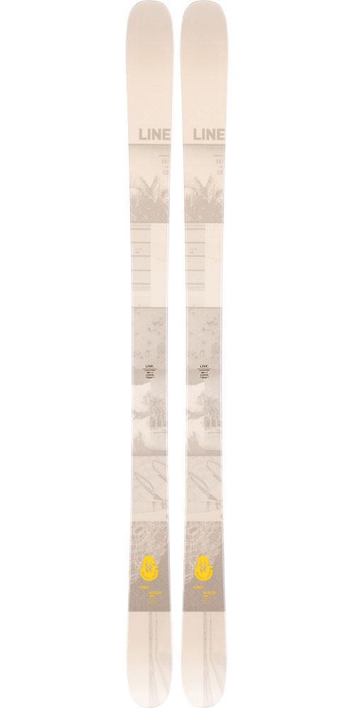 Line Men's Honey Badger Freestyle Skis 2019 / 2020 0