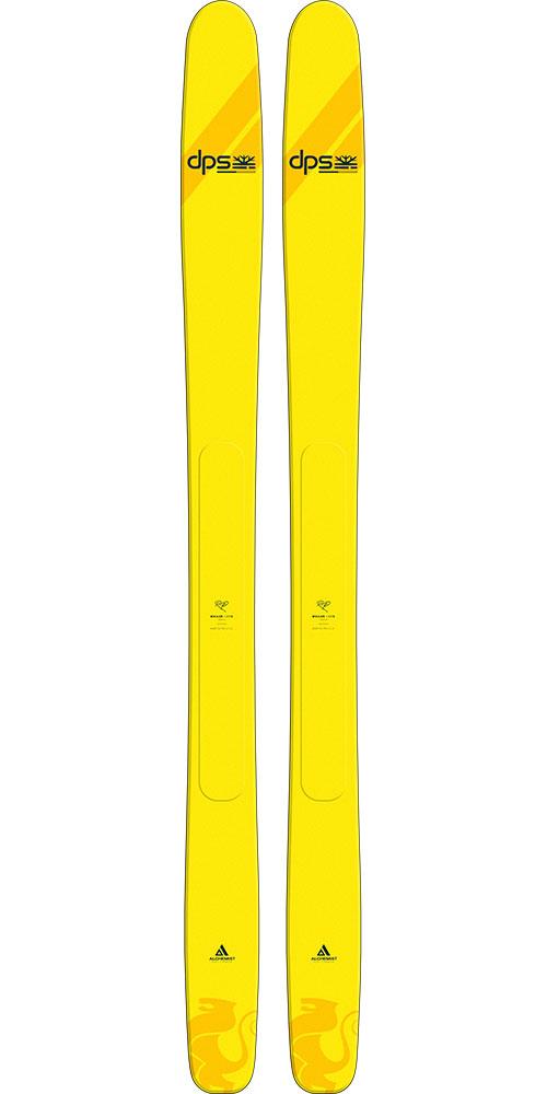 DPS Men's Wailer A112 RP Freeride Skis 2019 / 2020 0