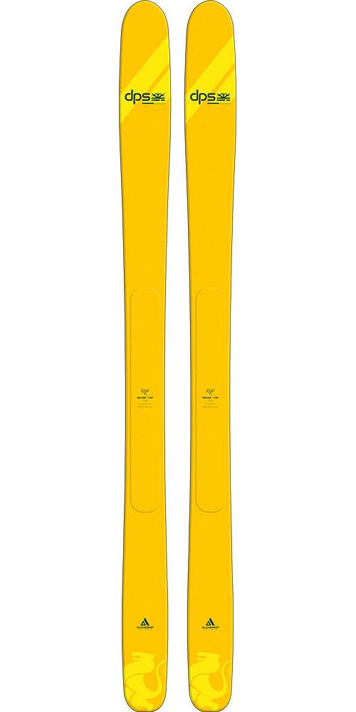 DPS Men's Wailer A100 RP Freeride Skis 2019 / 2020 0